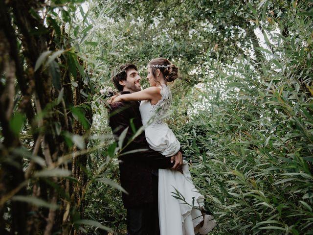 La boda de Gerbert y Clara en Malla, Barcelona 35
