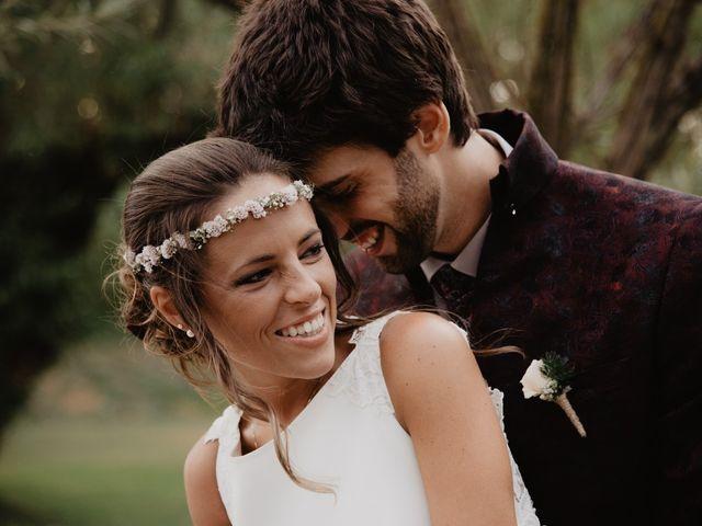 La boda de Gerbert y Clara en Malla, Barcelona 2