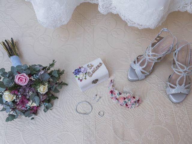 La boda de Julián  y Noelia en Piedrabuena, Ciudad Real 2