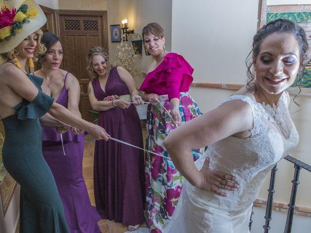 La boda de Julián  y Noelia en Piedrabuena, Ciudad Real 5