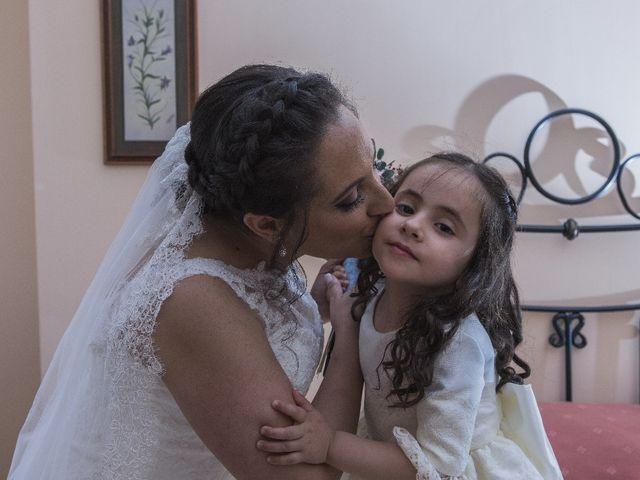 La boda de Julián  y Noelia en Piedrabuena, Ciudad Real 6