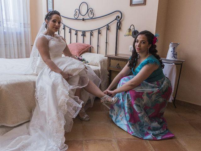 La boda de Julián  y Noelia en Piedrabuena, Ciudad Real 7