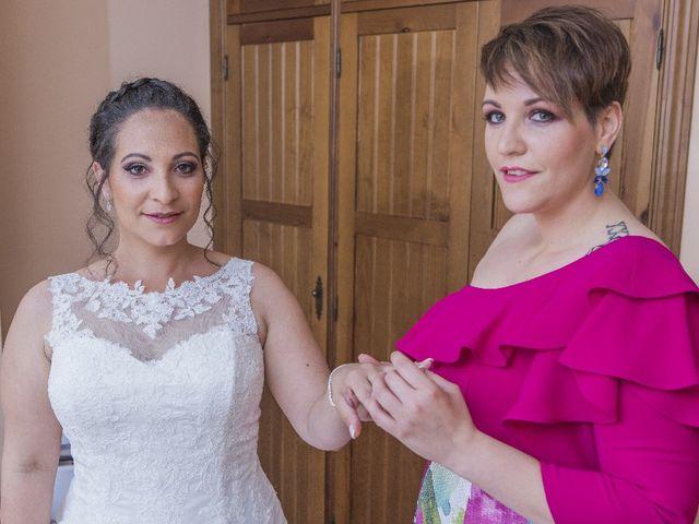 La boda de Julián  y Noelia en Piedrabuena, Ciudad Real 9