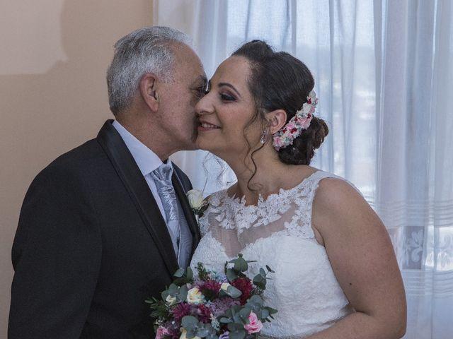 La boda de Julián  y Noelia en Piedrabuena, Ciudad Real 12