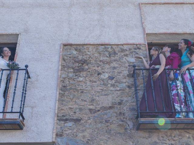 La boda de Julián  y Noelia en Piedrabuena, Ciudad Real 14
