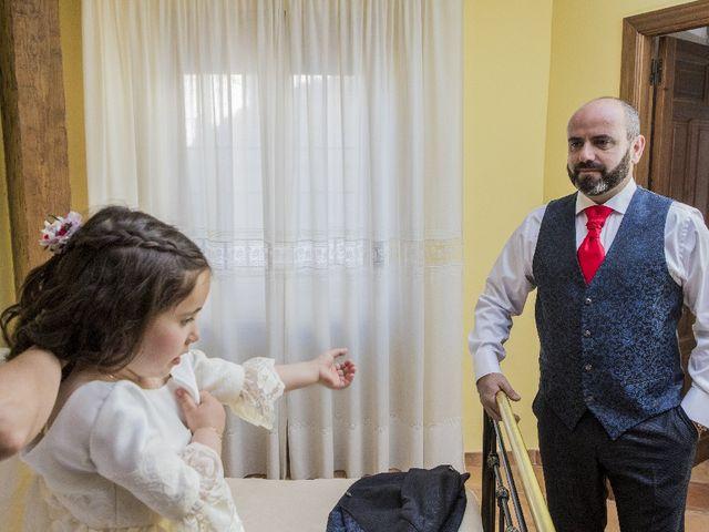 La boda de Julián  y Noelia en Piedrabuena, Ciudad Real 16