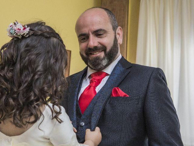 La boda de Julián  y Noelia en Piedrabuena, Ciudad Real 18