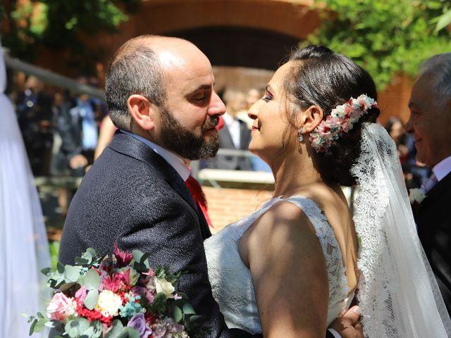 La boda de Julián  y Noelia en Piedrabuena, Ciudad Real 27