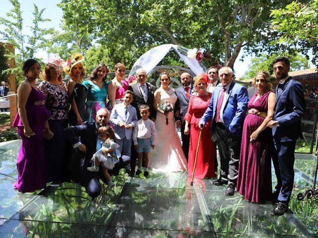 La boda de Julián  y Noelia en Piedrabuena, Ciudad Real 29
