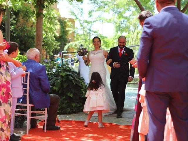 La boda de Julián  y Noelia en Piedrabuena, Ciudad Real 30