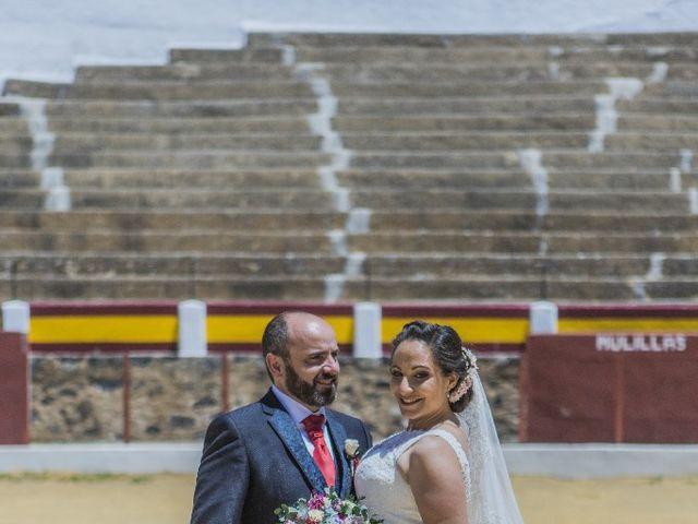 La boda de Julián  y Noelia en Piedrabuena, Ciudad Real 33
