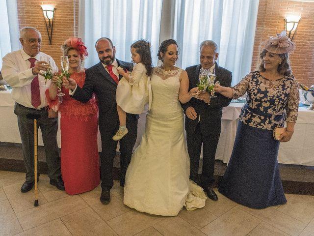 La boda de Julián  y Noelia en Piedrabuena, Ciudad Real 35