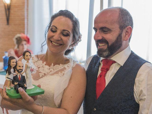 La boda de Julián  y Noelia en Piedrabuena, Ciudad Real 36