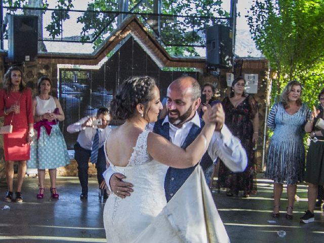 La boda de Julián  y Noelia en Piedrabuena, Ciudad Real 42