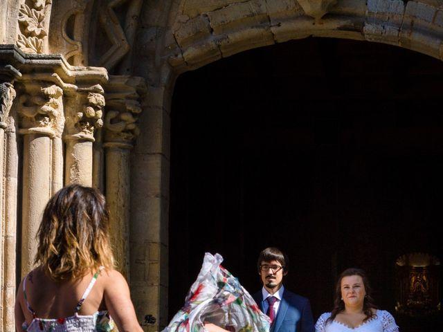 La boda de Jon y María en Santoña, Cantabria 2
