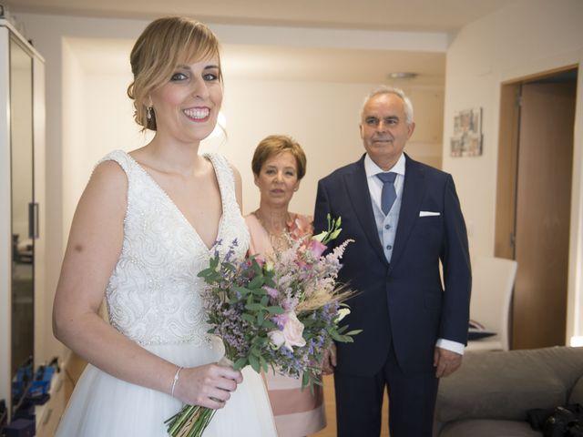 La boda de Javi y Rocío en Getxo, Vizcaya 10