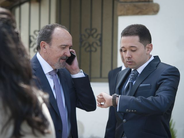 La boda de Javi y Rocío en Getxo, Vizcaya 14