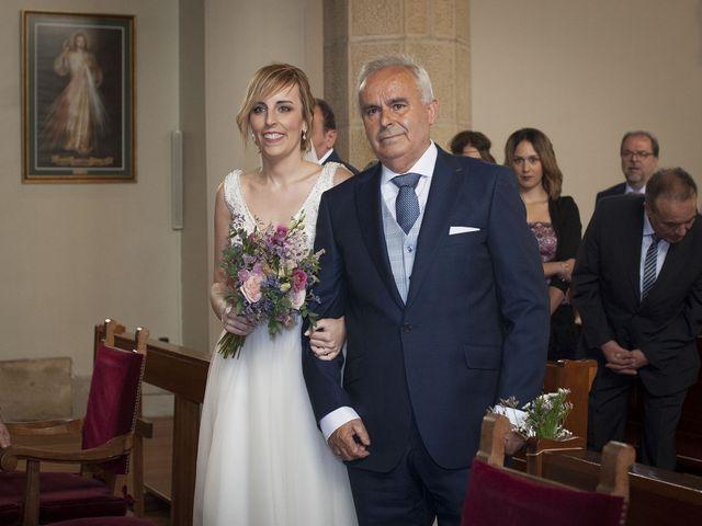 La boda de Javi y Rocío en Getxo, Vizcaya 17