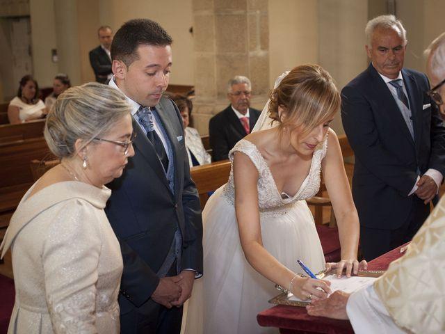 La boda de Javi y Rocío en Getxo, Vizcaya 21