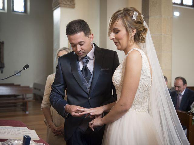 La boda de Javi y Rocío en Getxo, Vizcaya 22