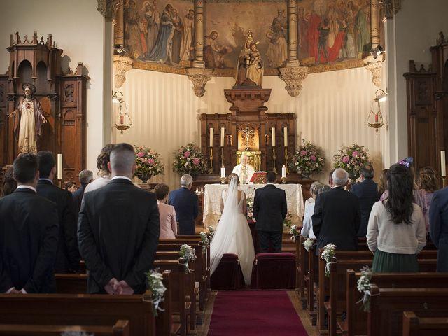 La boda de Javi y Rocío en Getxo, Vizcaya 26