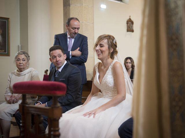 La boda de Javi y Rocío en Getxo, Vizcaya 28