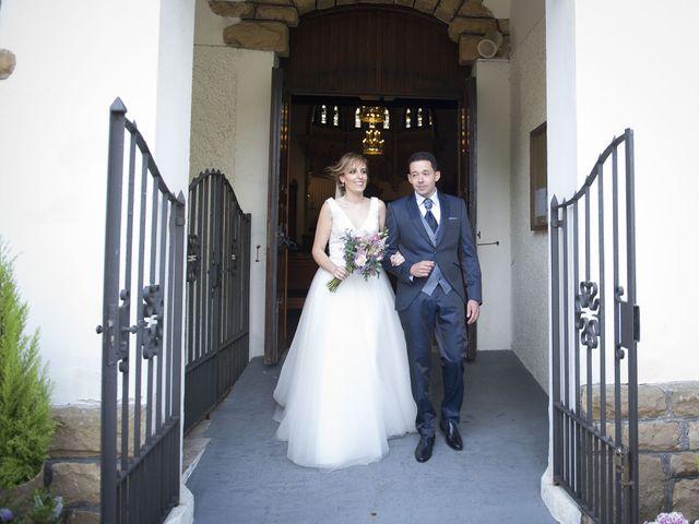 La boda de Javi y Rocío en Getxo, Vizcaya 30