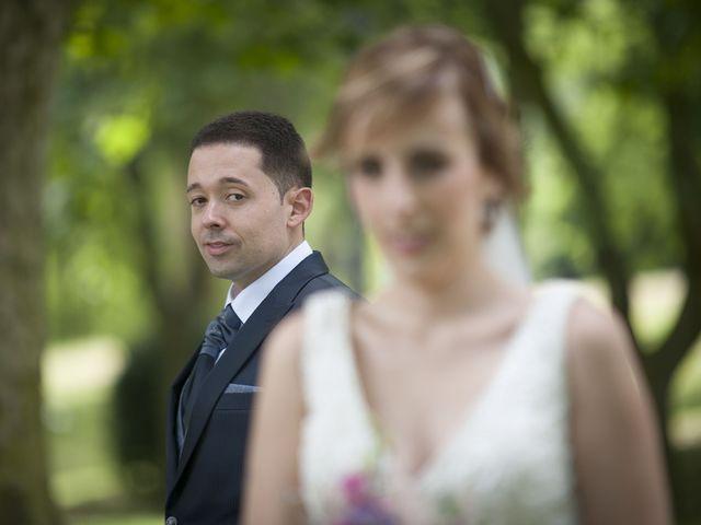 La boda de Javi y Rocío en Getxo, Vizcaya 32