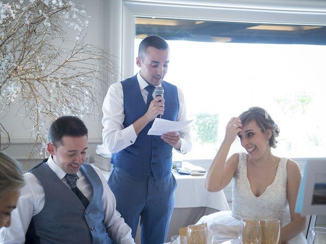 La boda de Javi y Rocío en Getxo, Vizcaya 79