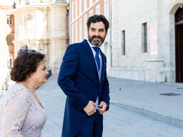La boda de Guiomar y Kepa en Valladolid, Valladolid 15