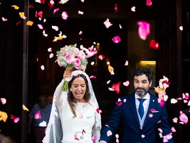 La boda de Guiomar y Kepa en Valladolid, Valladolid 30