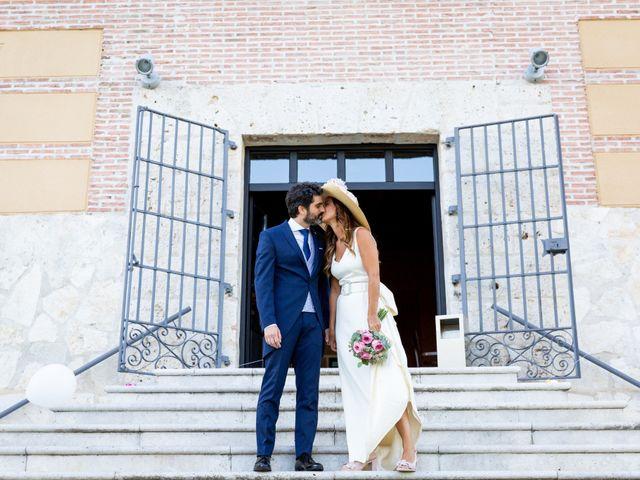 La boda de Guiomar y Kepa en Valladolid, Valladolid 31