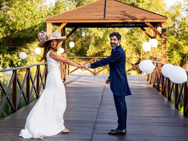 La boda de Guiomar y Kepa en Valladolid, Valladolid 34