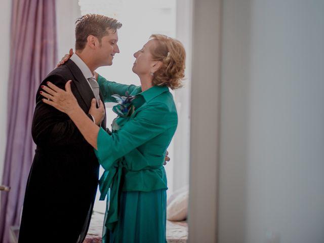 La boda de Israel y Tamara en El Puig, Valencia 5