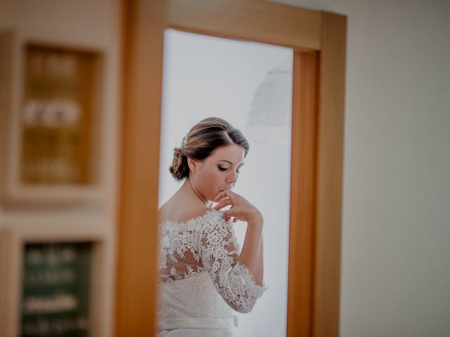 La boda de Israel y Tamara en El Puig, Valencia 14