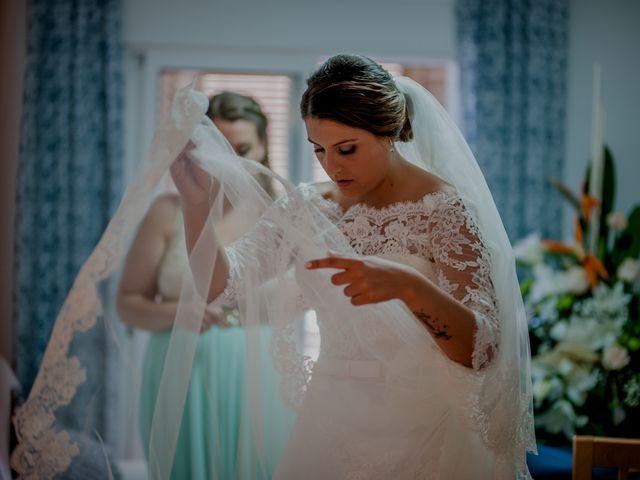 La boda de Israel y Tamara en El Puig, Valencia 18