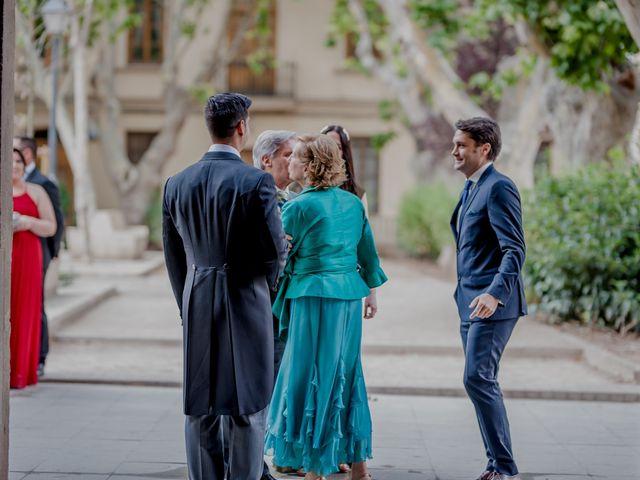 La boda de Israel y Tamara en El Puig, Valencia 19