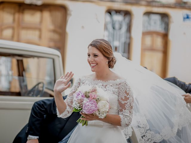 La boda de Israel y Tamara en El Puig, Valencia 23