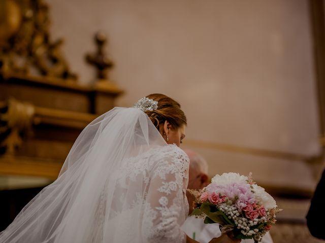 La boda de Israel y Tamara en El Puig, Valencia 24