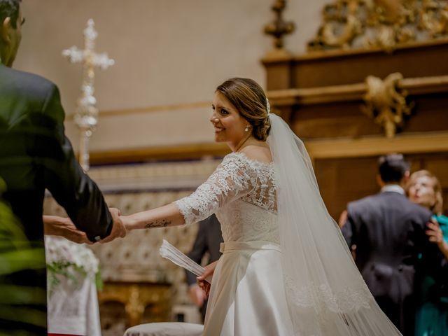 La boda de Israel y Tamara en El Puig, Valencia 28