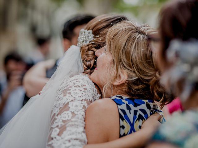 La boda de Israel y Tamara en El Puig, Valencia 30