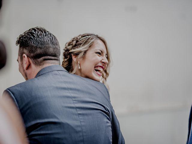 La boda de Israel y Tamara en El Puig, Valencia 32