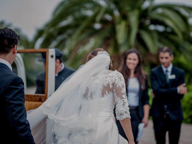 La boda de Israel y Tamara en El Puig, Valencia 35