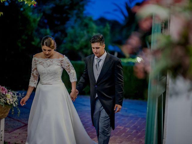La boda de Israel y Tamara en El Puig, Valencia 39