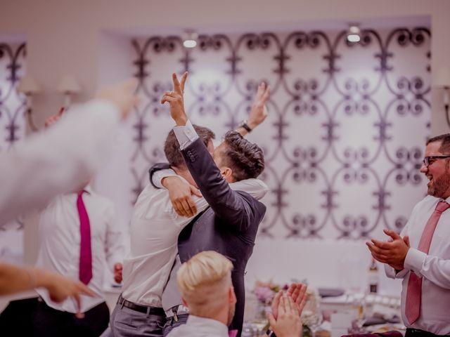 La boda de Israel y Tamara en El Puig, Valencia 42