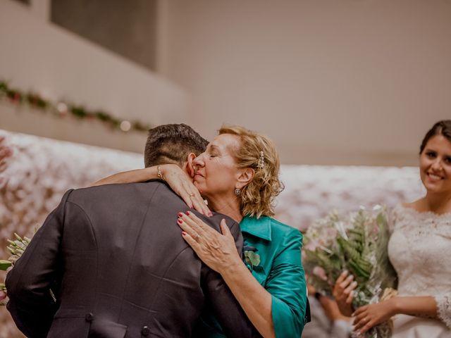La boda de Israel y Tamara en El Puig, Valencia 44