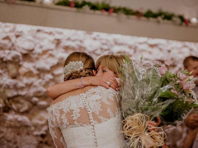 La boda de Israel y Tamara en El Puig, Valencia 45