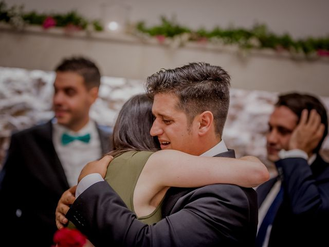 La boda de Israel y Tamara en El Puig, Valencia 53