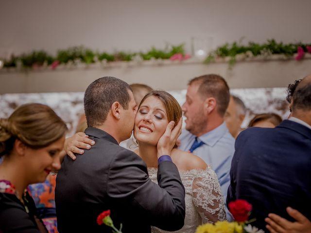 La boda de Israel y Tamara en El Puig, Valencia 54