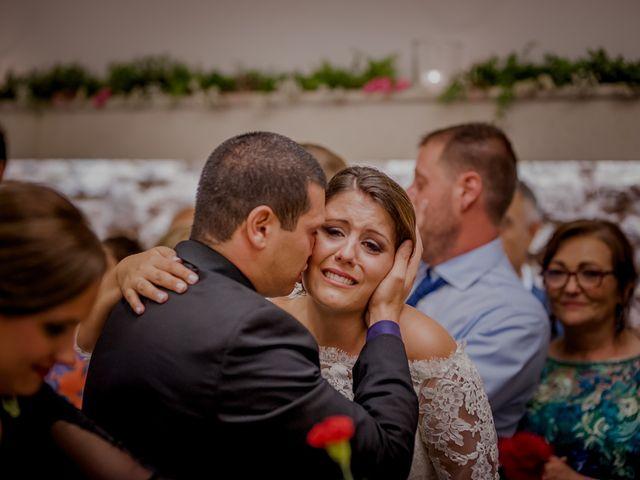 La boda de Israel y Tamara en El Puig, Valencia 55